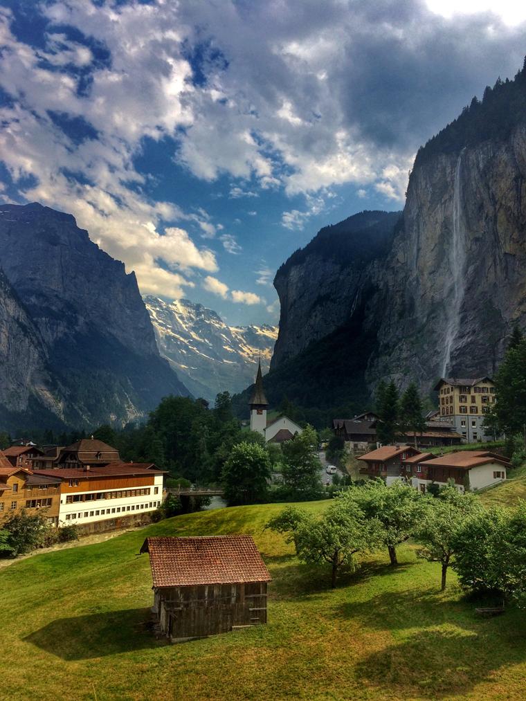 #Lauterbrunnen #LandScapePhotography #SwissAlps #Jungfrau #Zurich #Photography #SimiJoisPhotography