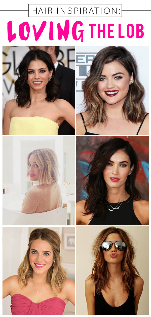Hair Inspiration: Loving the Lob
