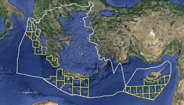 Τα ιστορικά θαλάσσια οικόπεδα του Ελληνισμού.