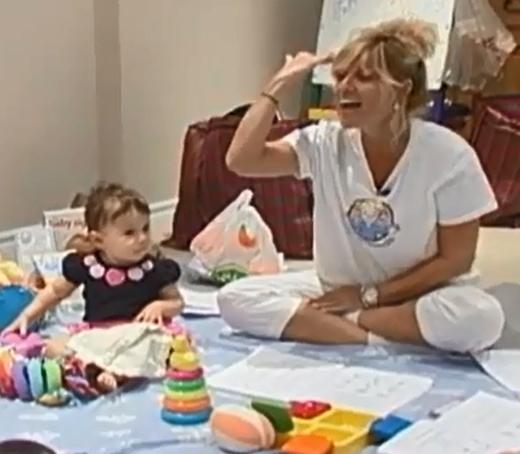Jeannette Zaitchik - WeeHands - baby sign language