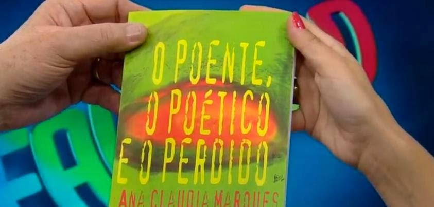 Meu livro, indicado por Fausto Silva