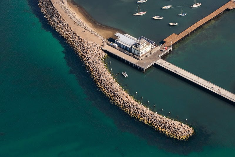 Aerial Photography by Tom Blachford