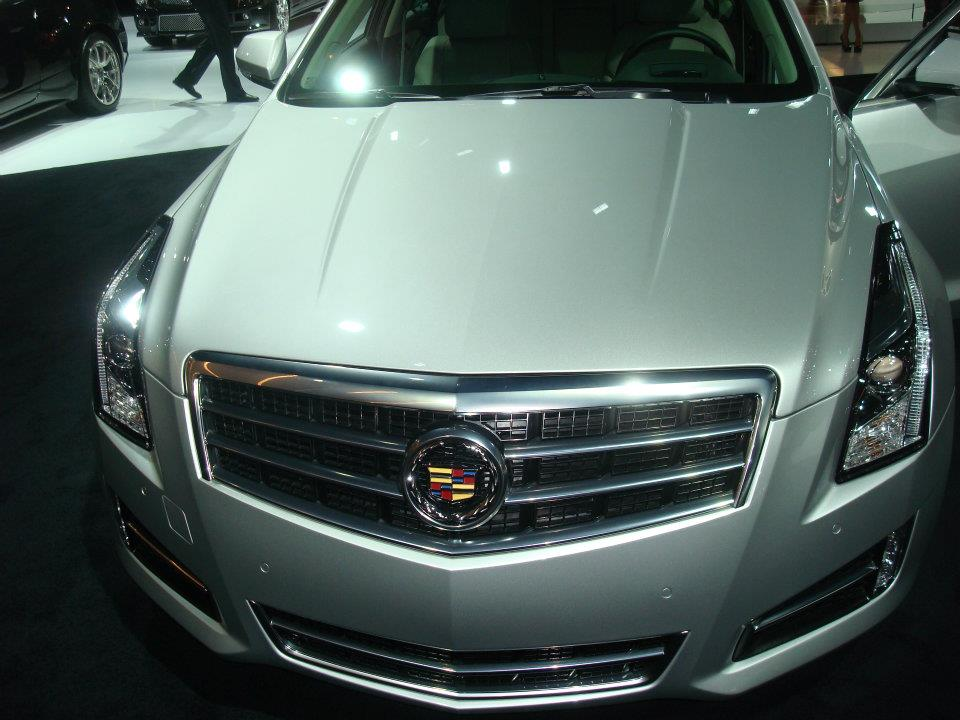 the green light 2013 cadillac ats pricing. Black Bedroom Furniture Sets. Home Design Ideas
