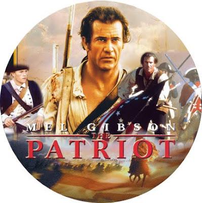 The Patriot DVD