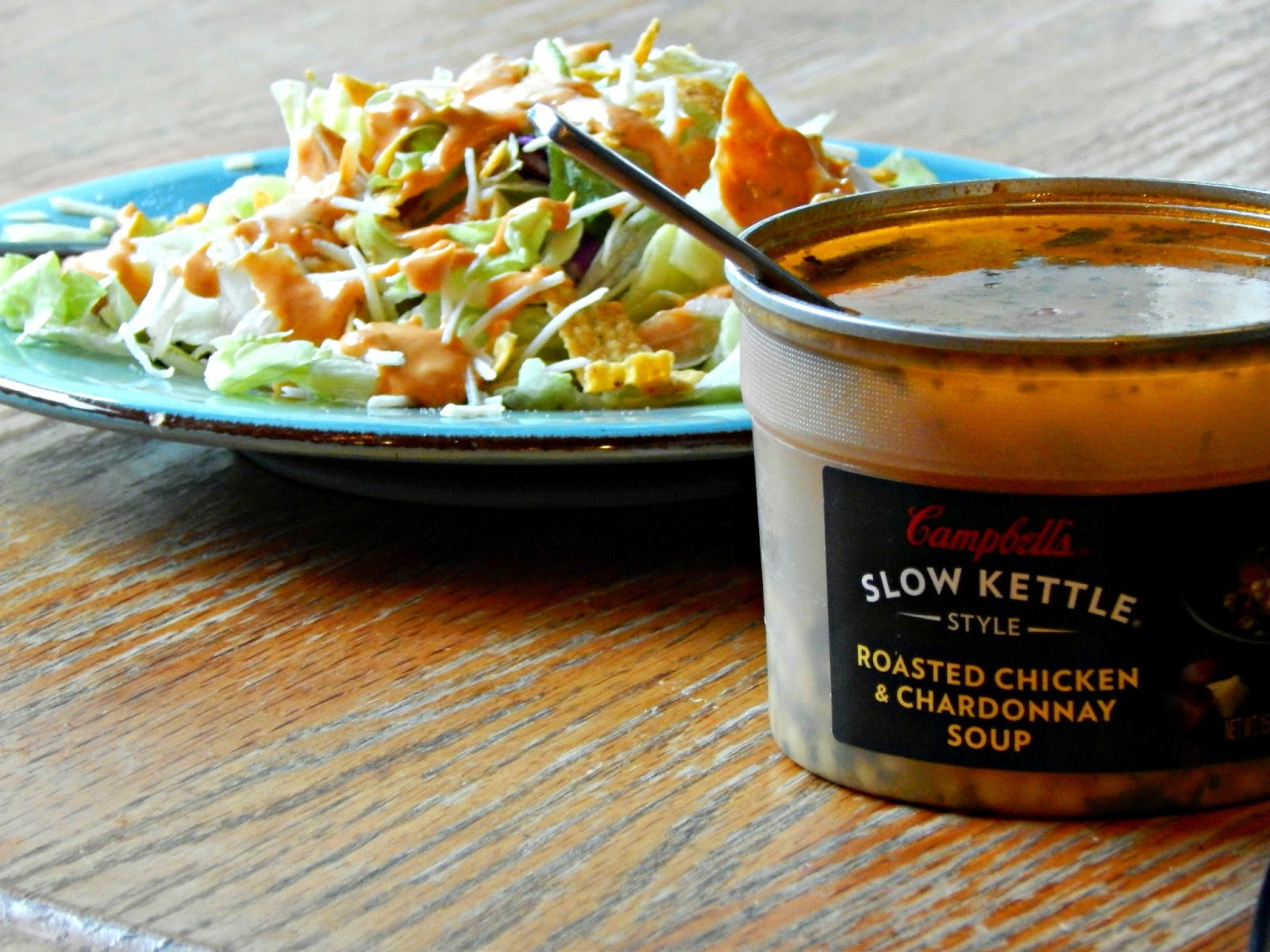 #lovelunchin #ad #cbias Campbell's Slow Kettle Style Soup