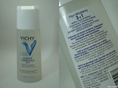 Mizellenlösung von Vichy