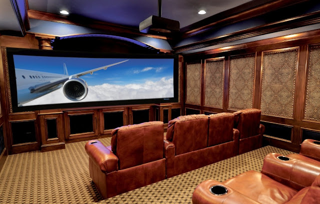 20 home theater creative design ideas cool stuff for Creative living room seating ideas