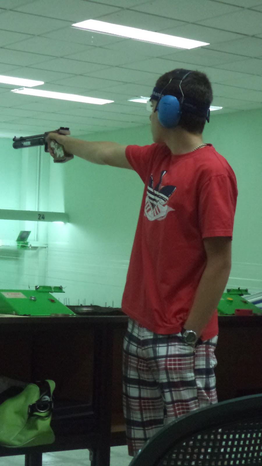 Armas de fuego : julio 2013