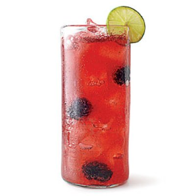 Cranberry Lime Sippers Recipe