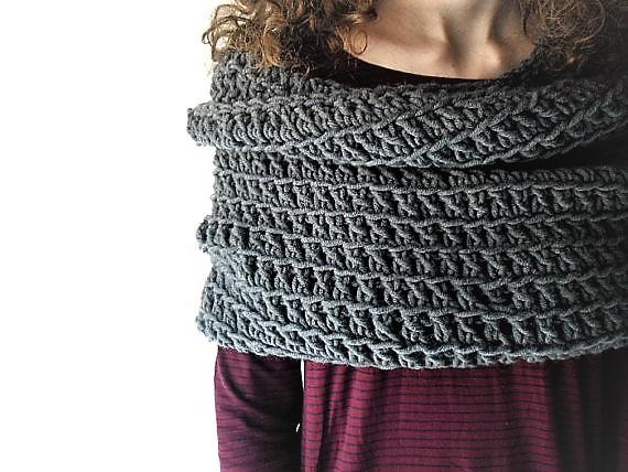 Un morbido abbraccio di lana