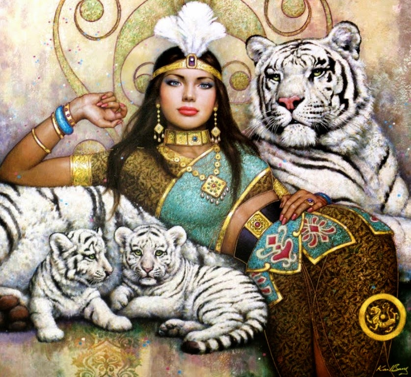 retratos-de-mujeres-con-animales