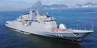 Brazilian Corvette Barroso (V34)