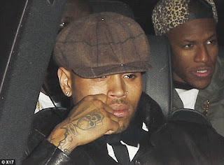 Chris Brown left teary-eyed after Karrauche clubs with a new man - @karrueche