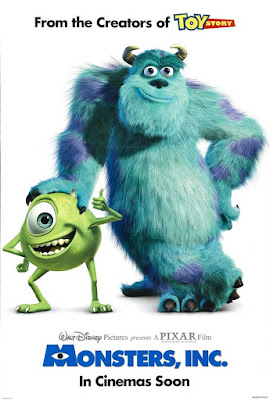 MONSTERS INCORPORATED