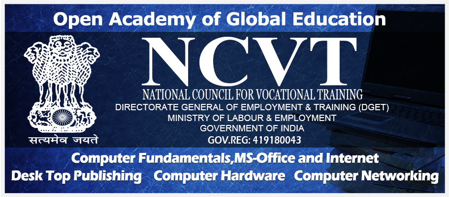 NATIONAL COUNCIL FOR VOCATIONAL TRAINING )