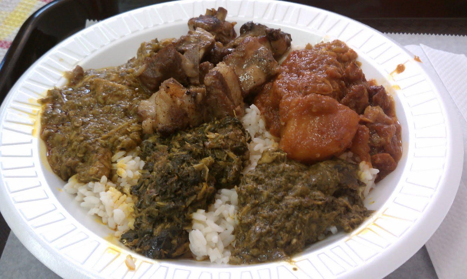 Senegalese cuisine for Cuisine senegalaise