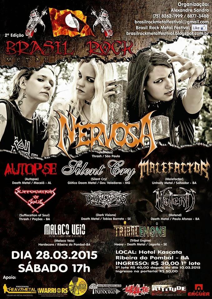 Brasil Rock Metal Festival