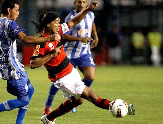 Libertadores 2012 - Emelec 3 x 2 Flamengo