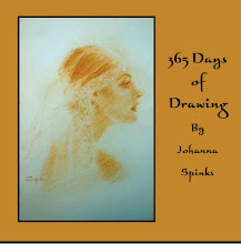 GOLD! E-Book. 365 Days of Drawing By Johanna Spinks. Only $9.95!