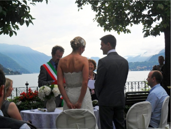 lakeside wedding ideas