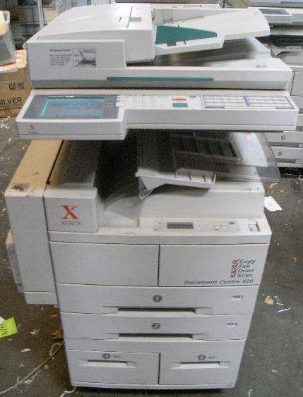 Xerox DC 400