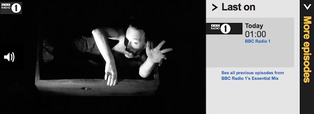 BBC Radio 1's Essential Mix - Atoms For Peace