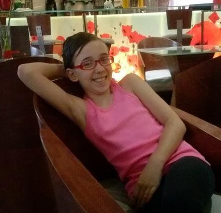 Fallece Iraila la Torre a los 11 años como consecuencia del cáncer