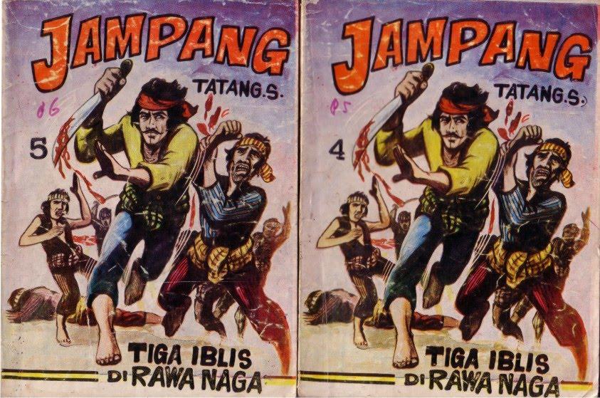 Komik Silat Jadul Indonesia