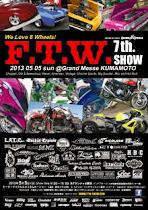 5月 F.T.W SHOW 熊本県