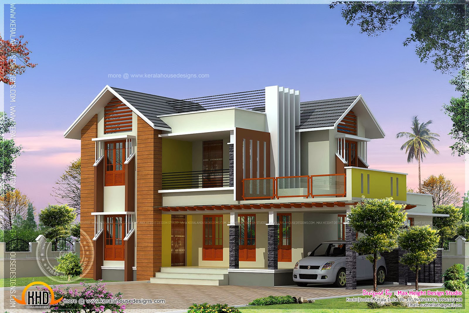 Indian house plans for 2300 square feet joy studio for Indian house picture gallery