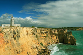 Los Morrillos lighthouse, Puerto Rico