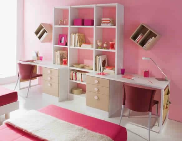 Chambre coucher enfant meuble d coration maison for Chambre a coucher enfant