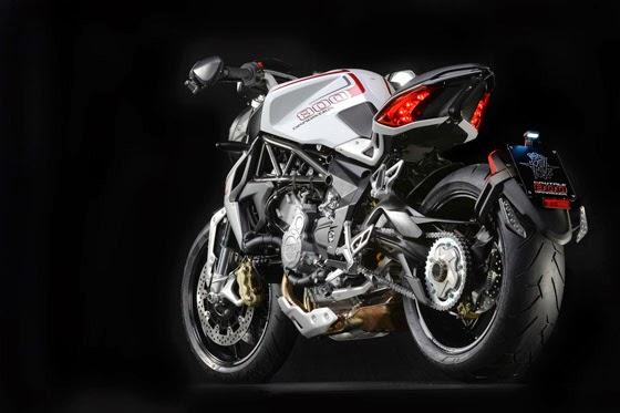 Gambar Motor MV Agusta Brutale 800 Dragster 2014
