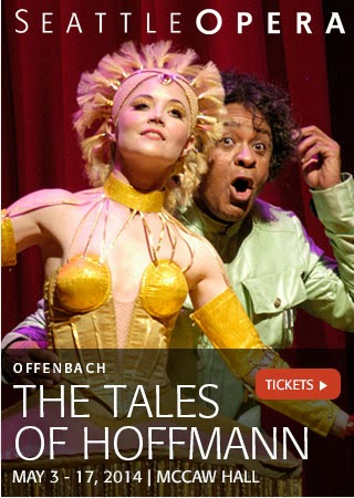 The Tales of Hoffmann: May 3 - 17, 2014