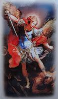 Św. Michał Archanioł, mal. Giudo Reni; obraz znajduje się w Santa Maria della Concezione, Rzym