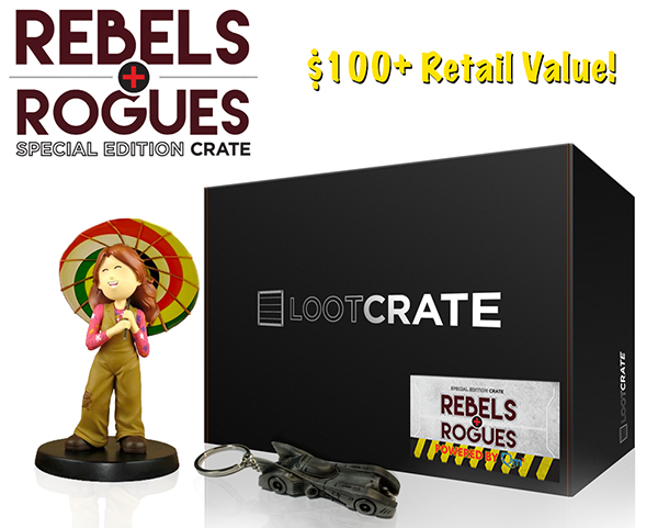 Loot Crate Black Friday Special Edition