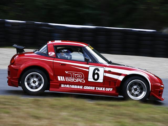 Suzuki Cappuccino, kei car, mały samochód, japoński, JDM, mały silnik, wyścigi, racing