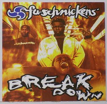 Fu-Schnickens – Breakdown (CDS) (1994) (320 kbps)