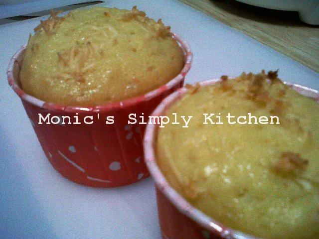 Resep Muffin Keju Lemon Sederhana