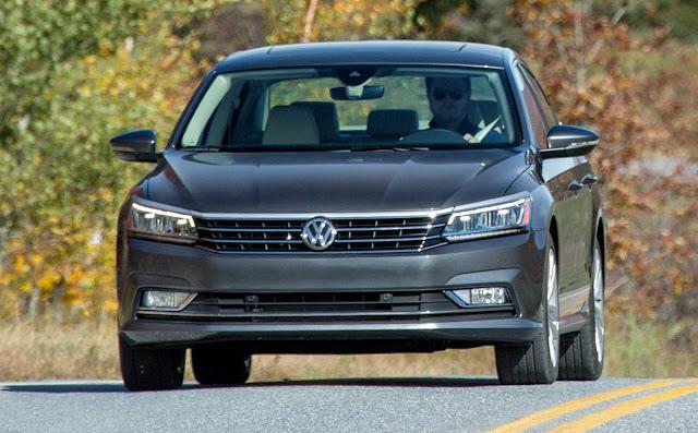 Volkswagen Passat 2016 SEL V6