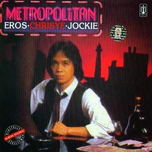 Chrisye Album Metropolitan 1984