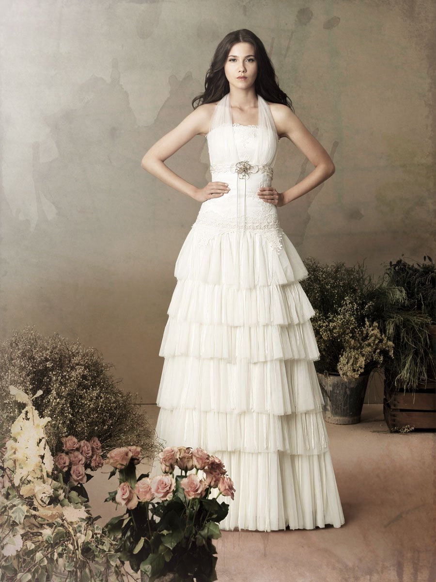 Inmaculada Garcia Bridal 2014 Spring Collection