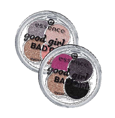 palette essence good girl bad girl