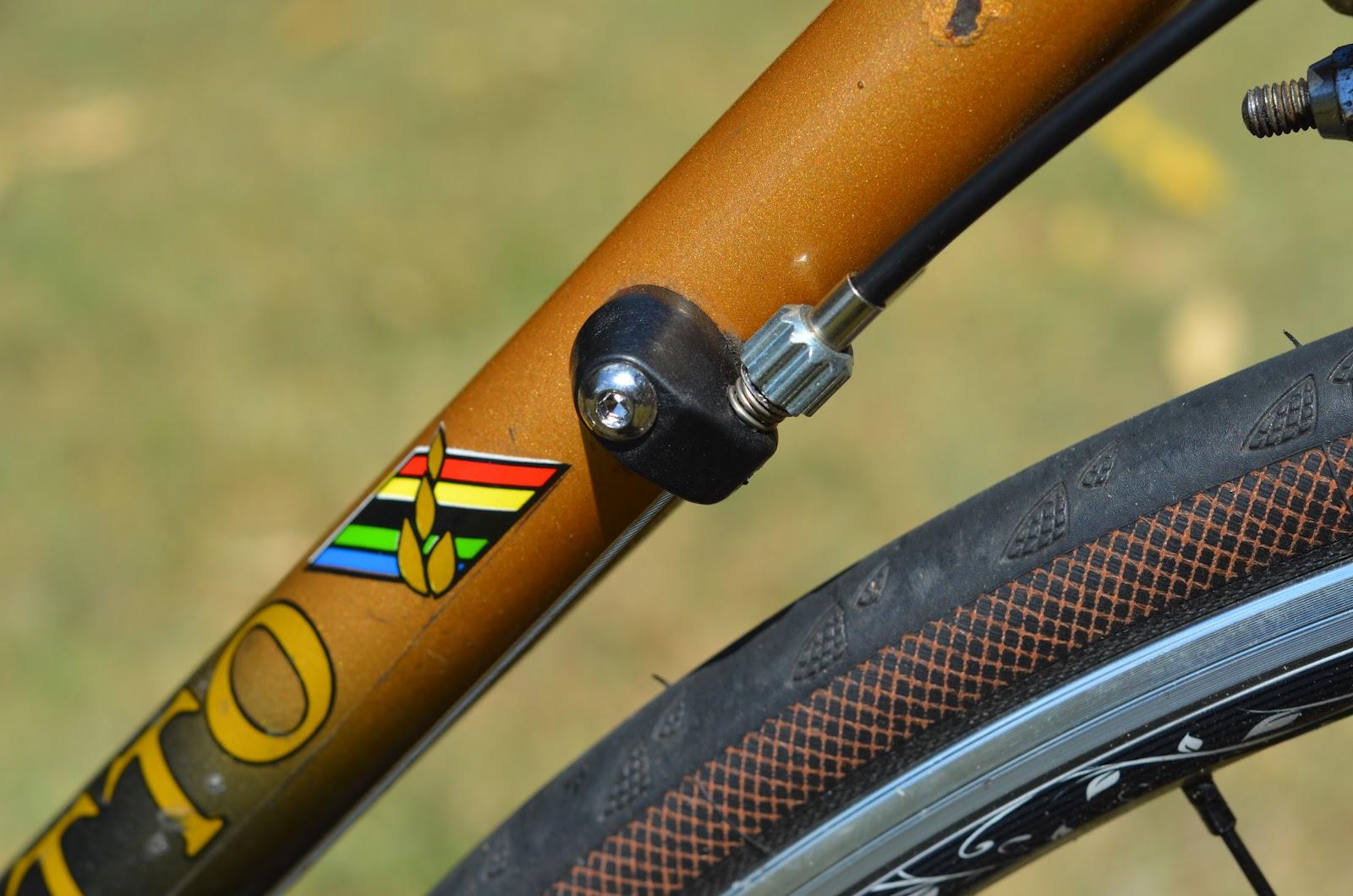 Как поменять тросик переключения скоростей на велосипеде 16