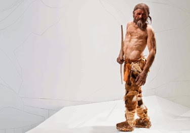 Ötzi: a Neolitic Man
