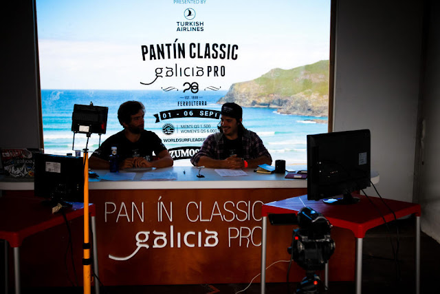 49 Pantin Contest Site Pantin Classic Galicia Pro Foto WSL