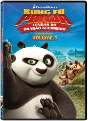 Download - Kung Fu Panda Lendas Do Dragão Guerreiro - Dual Áudio (2014)