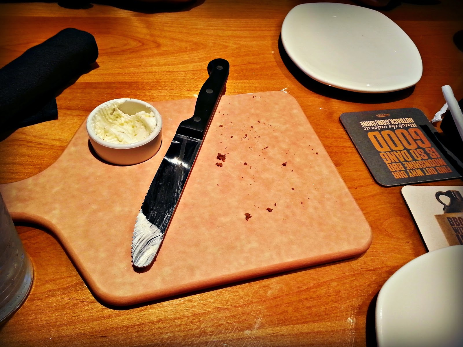 Eating Out on a Budget: Going to the Outback
