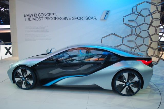 Bmw I8 Concept The Most Progressive Sportscar Spicytec