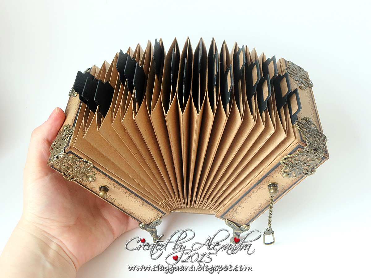ClayGuanaAccordion Pockets Album Tutorial is Up
